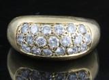 18kt diamond ring approx 1.00ct