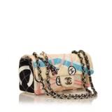 Chanel shoulderbag, Eiffel Tower bag, code: 7BCHSH013
