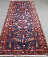 Orientalisk handknuten gallerimatta, 280 x 105 cm