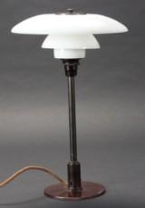 Poul Henningsen. PH 3½/2 table lamp, 1930-1940s