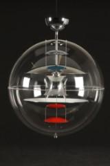 Verner Panton pendel, VP Globe Ø 50 cm.