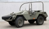 Volvo Jeep - off-road armoured car, Pvpjtgb 9031