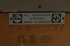Golvlampor Nk : Vara yngvar sandström nk sideboard modell tokio