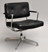 Charles Eames. Rarely offered office chair, model ES 102 from Herman Miller