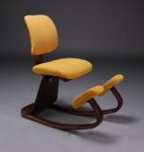 Peter Opsvik. Ergonomisk stol, model Thatsit