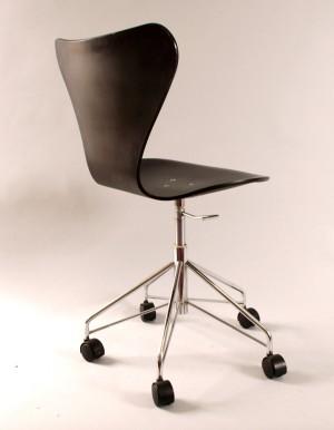 m bler arne jacobsen fritz hansen 3117. Black Bedroom Furniture Sets. Home Design Ideas