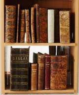 Böcker bl.a. teologi
