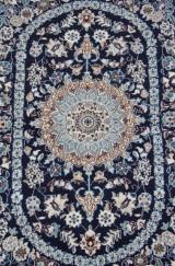 Persisk Nain m/ Silke, 136 x 88 cm