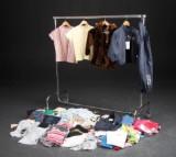 Parti blandet børnetøj, nyt og ubrugt (106)