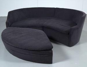 Seriøst Rund ungdoms seng / daybed Ø 230 cm | Lauritz.com EG94