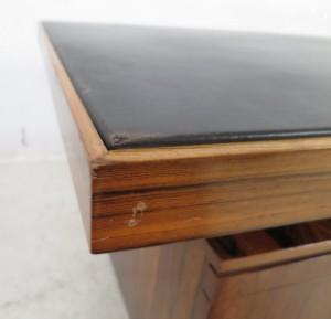 gro er chef schreibtisch der 1960 70er jahre mit. Black Bedroom Furniture Sets. Home Design Ideas