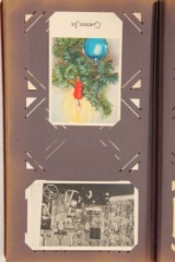 Samling julepostkort på ialt 151stk. fra ca. 1907 til 50érne. (1)