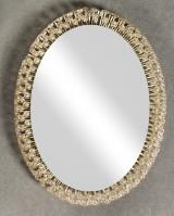 Emil Stejnar, belyst spejl, fremstillet hos Rupert Nikoll