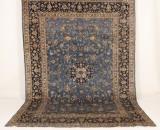 Orientmatta, handknuten, Kashan, 370x270 cm