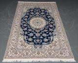 Persisk Nain tæppe med silke 250 x 160 cm