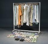 131 dele Earth Collection damebeklædning og sko