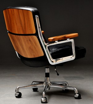 Eames Bürostuhl charles und eames bürostuhl lobby chair modell es 104