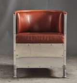 Mats Theselius. Lounge chair, 'Theselius'