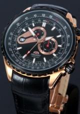 Orient herrearmbåndsur.
