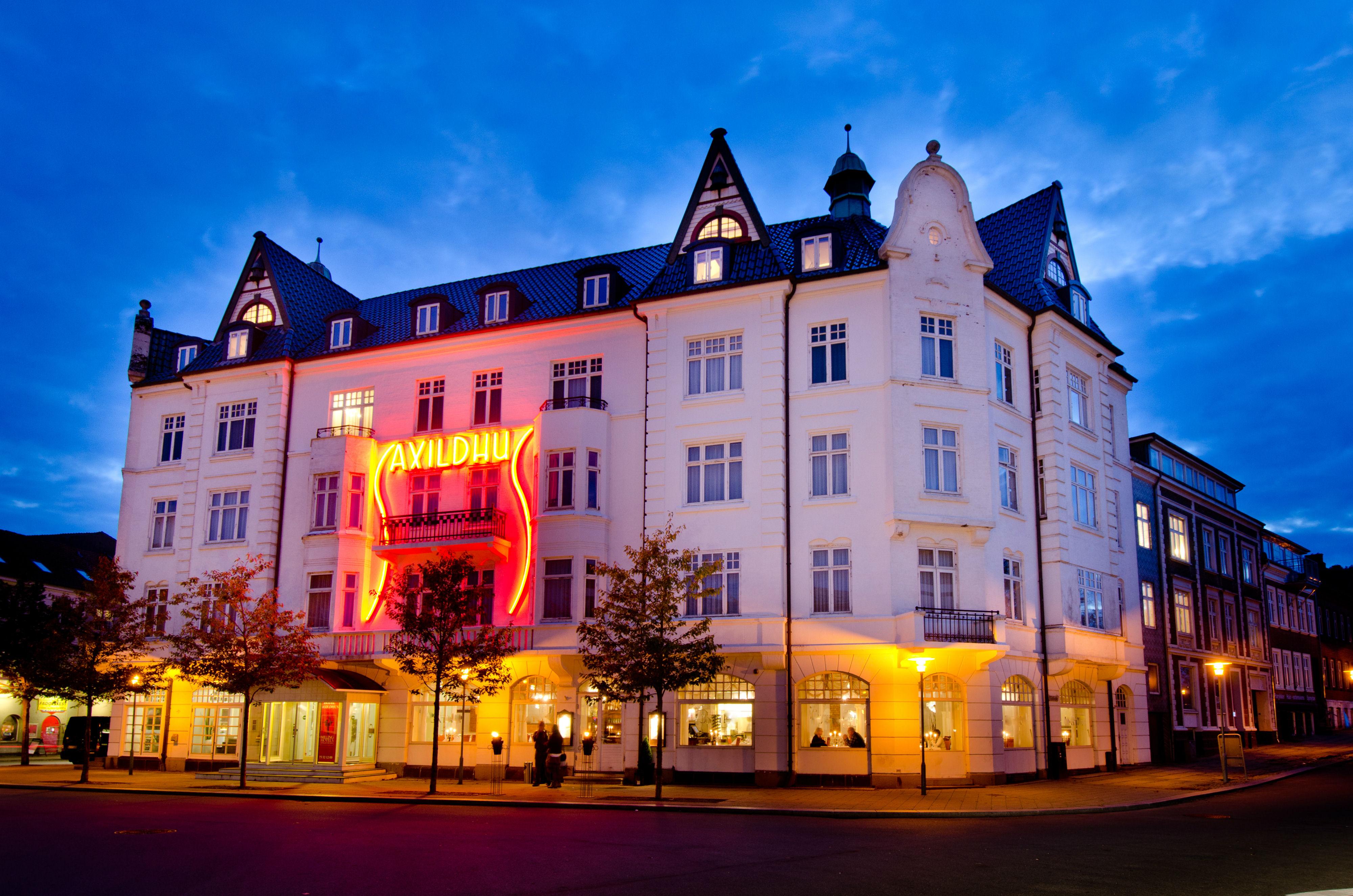 århus onsdag annonce wellness hotel nordtyskland