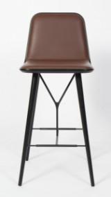 Space Copenhagen for Fredericia Furniture. Barstol, model Spine.