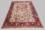 Tabriz featuring Jewish themes, North-Western Persia c. 1920, carpet 393 x 288 cm