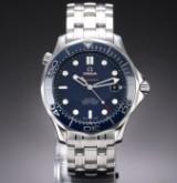 Omega men's wristwatch, model Seamaster Diver