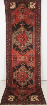 Persisk Zanjan 300 x 90 cm.