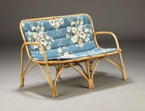 bambus sofa Dansk møbelproducent. To pers. sofa, bambus | Lauritz.com bambus sofa