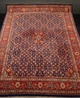 Persisk Mahal, håndknyttet tæppe, 395 x 288 cm