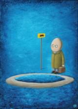 Jacob Gadd. 'Endeløs tålmodighed i blåt'