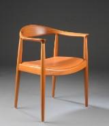 Hans J. Wegner. Armchair, model 503 / The Chair