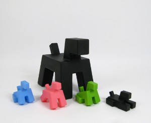 ware 3164477 eero aarnio kindersitzm bel spielzeug hunde modell wuff f r studio eero aarnio 5. Black Bedroom Furniture Sets. Home Design Ideas