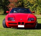 BMW Z1, 1990 year model. Only 8,000 produced in the period 1989-1991