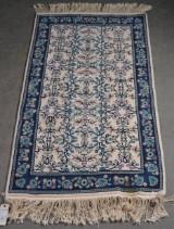 Handknuten Tunisisk matta, 155 x 91 cm