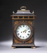 Danish Louis XVI lantern clock, watchmaker Joen Siwertsen, c. 1780