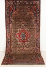 Handknuten äkta matta, Songhor, 300x142 cm