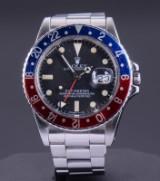 Vintage Rolex GMT Master, men's wristwatch
