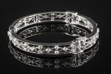 Armbånd med diamanter 2.45 ct