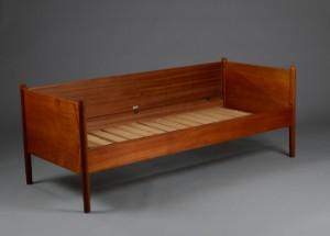 teaktræs seng Børge Mogensen: Seng af teaktræ, model 136 | Lauritz.com teaktræs seng