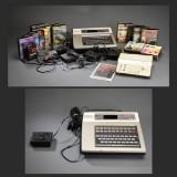 Samling vintage tv-spil 1970/80-tallet, Philips Videopac og Sonico, Tv Sports 406 (25)