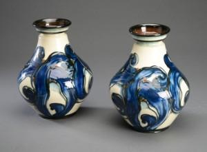 danico keramik Danico. Et par vaser af keramik (2) | Lauritz.com danico keramik