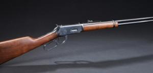 Jagtriffel Winchester model 94 kal 30-30. - Dk, Herlev, Dynamovej - Jagtriffel Winchester model 94 kal 30-30. Våbennummer 3663336. PL 49 cm, TL 96.5 cm. Fremstår med alm. brugsspor. Våbentilladelse påkrævet. - Dk, Herlev, Dynamovej
