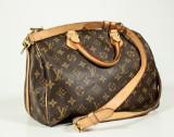 Louis Vuitton Speedy med axelrem