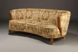 Dansk Møbelproducent, tre pers sofa. 1940'erne