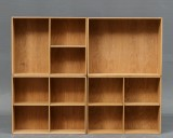 Dansk møbelproducent: Reolmoduler (4)