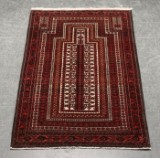 Persisk Beluch tæppe, 172x98 cm.