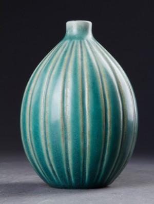 saxbo keramik Nils Kähler vase samt Saxbo vase, keramik (2) | Lauritz.com saxbo keramik