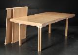 Alvar Aalto. Spisebord af asketræ (3)