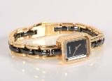 Chanel Premiere H2436, dameur i 18 kt guld med brillanter